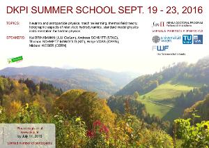 Poster Summer School